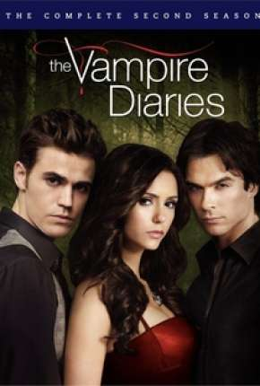 Capa The Vampire Diaries - 2ª Temporada