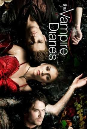 Capa The Vampire Diaries - 3ª Temporada
