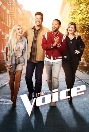 The Voice - 19ª Temporada Legendada