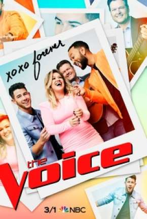 The Voice - 20ª Temporada Completa Legendada