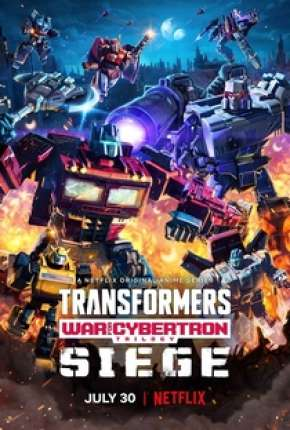 Transformers - War For Cybertron Trilogy - 1ª Temporada Completa