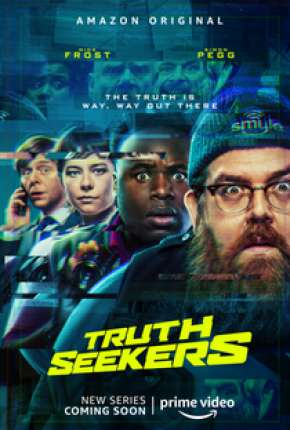 Truth Seekers - 1ª Temporada Completa Legendada