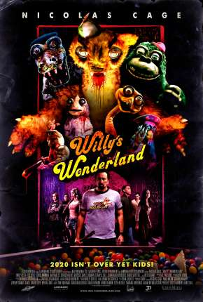 Willys Wonderland - Legendado